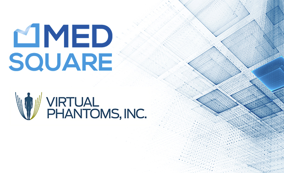 Medsquare signs a partnership with Virtual Phantoms to add a new module: calculation of the organ dose