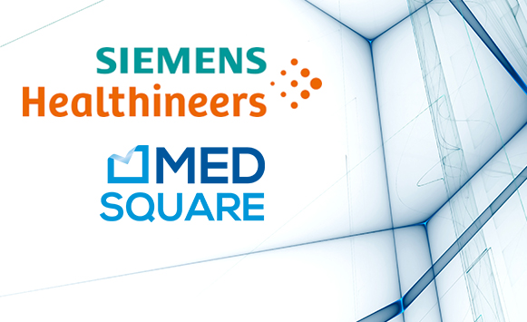 Siemens Healthineers selects Medsquare to cover the lower region of Austria