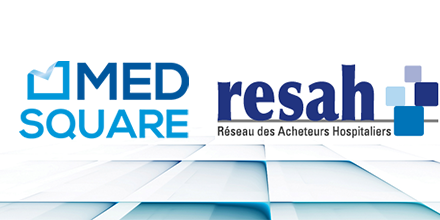 Patient Dose Management: Medsquare selected for the 2nd consecutive time by the French Hospital Purchasing Group, Resah