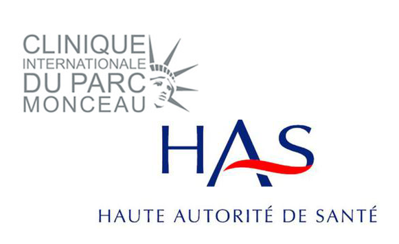The International Clinic of Parc Monceau once again certified by the French National Authority for Health