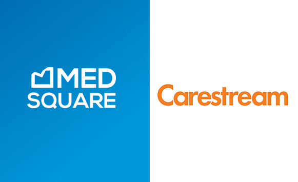 Patient dose monitoring on a regional scale: Medsquare's partnership with Carestream at the HIT exhibition of the Paris Healthcare Week