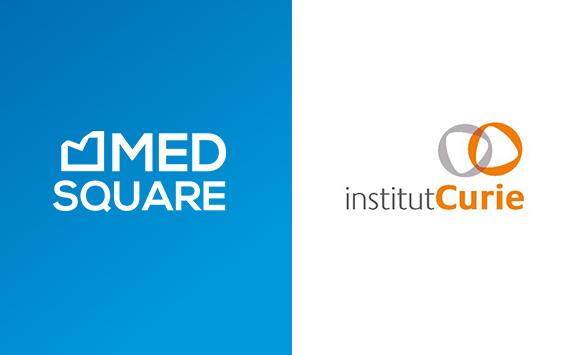 Medsquare remporte l'appel d'offres lancé par l'Institut Curie