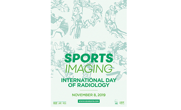 This year's International Day of Radiology (IDOR2019) celebrates sports imaging