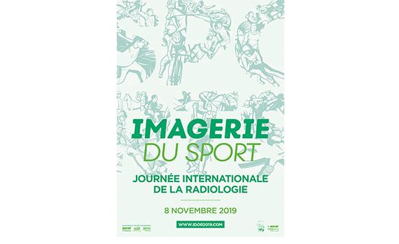 La Journée Internationale de la Radiologie (IDOR2019) célèbre cette année l'imagerie du sport